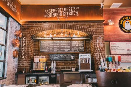 George Lopez Chingon Kitchen