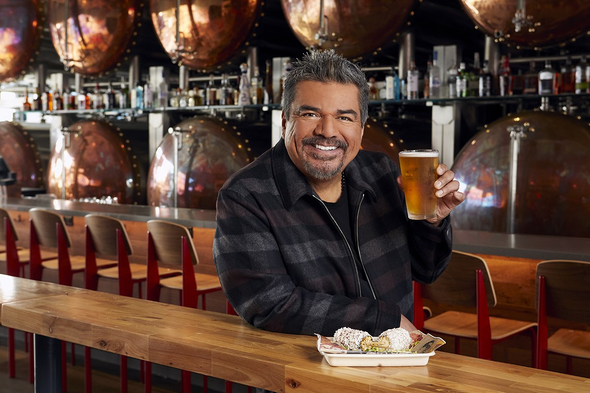 George Lopez at The Brews Hall @ Del Amortizations