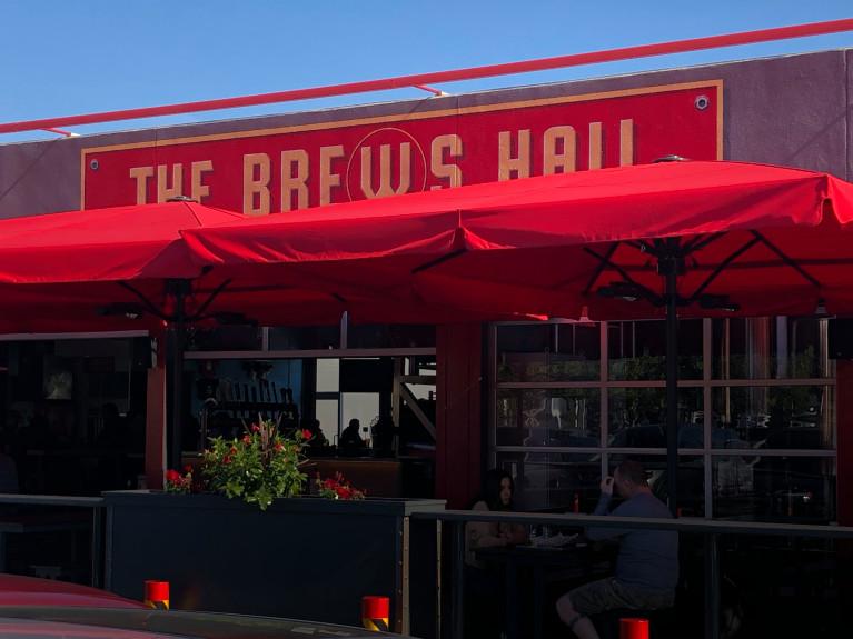 The Brews Hall at Del Amo