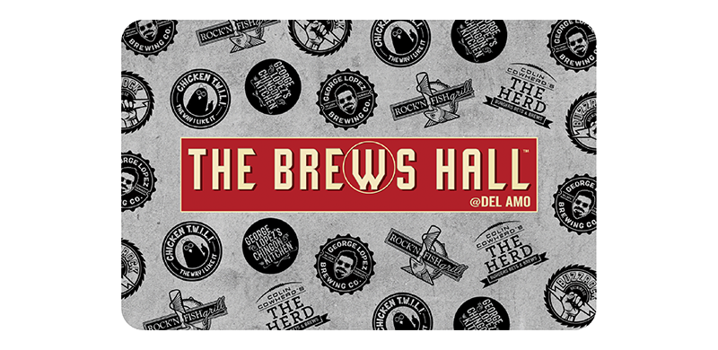 Gift Card for The Brews Hall